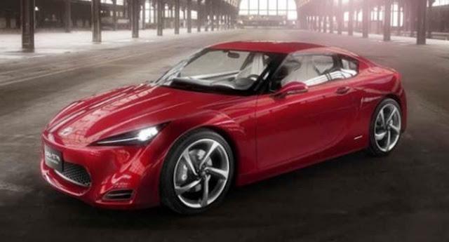 2018 Toyota Celica Redesign
