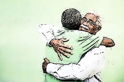 Um grande abraço, um abração!