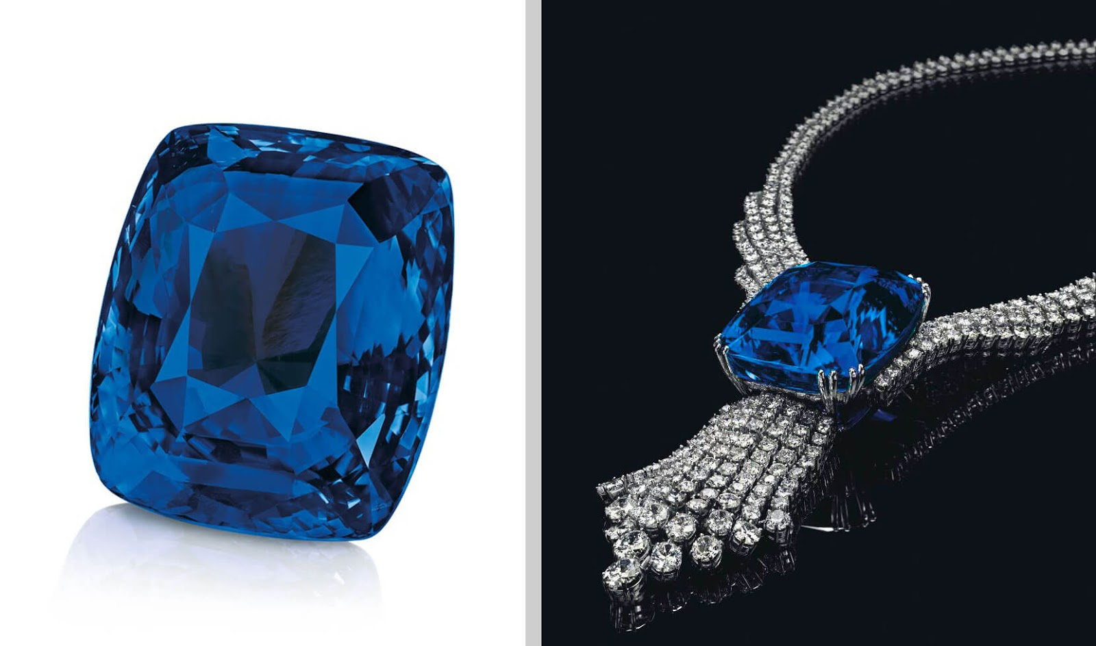 392.52 carat 'Blue Belle of Asia' Sapphire