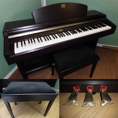 Giá Đàn piano điện Yamaha CLP-930 Hôm Nay