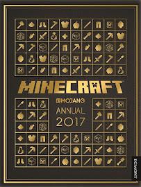 Minecraft Minecraft Annual 2017 Media