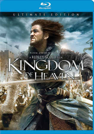 Kingdom Of Heaven 2005 BRRip 1Gb Hindi Dubbed Dual Audio 720p Watch Online Full Movie Download bolly4u