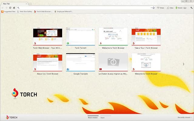 Torch browser offline installer download