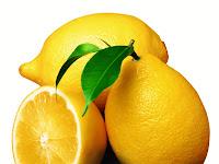 faedah Buah Lemon buat Penghilang Bau tubuh