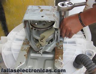lavadora electrolux acqua no centrifuga