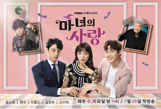 REVIEW DAN SINOPSIS KDRAMA  WITCHS LOVE