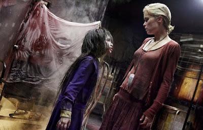 Silent Hill 2006 Jodelle Ferland Radha Mitchell Image 1