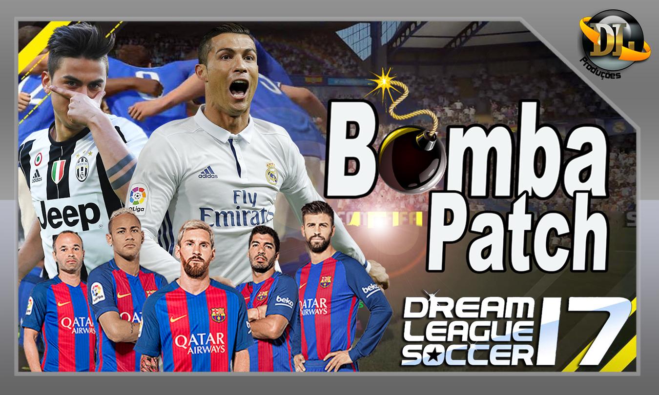 patch dream league soccer 2018