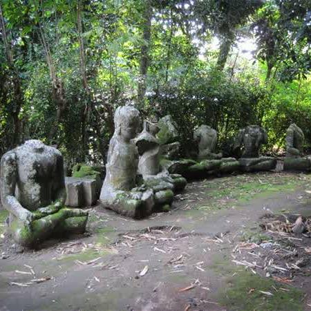 Situs Arca Bugisan Yogyakarta