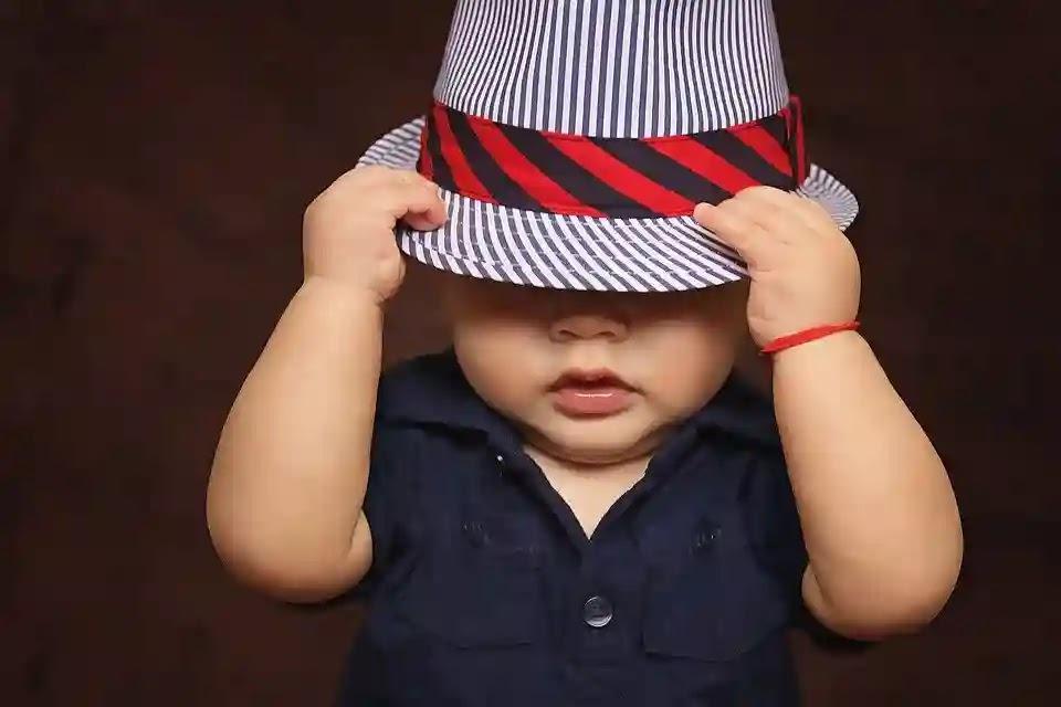 topi saya bundar lagu anak
