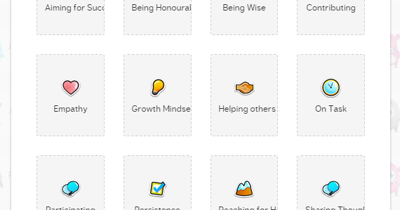 Evolution and Imagination: How we use Class Dojo and