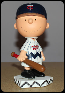 The Bobble Hunter Charlie Brown Bobblehead Twins Edition