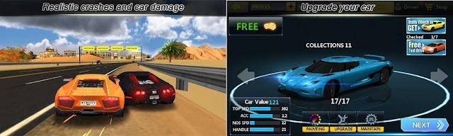 تحميل لعبة City Racing Lite