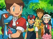 Capitulo 19 Temporada 11: El policía Pokémon y el rapto de Riolu (Parte 1)