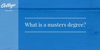 official Master's degree, master's degree, master's program,