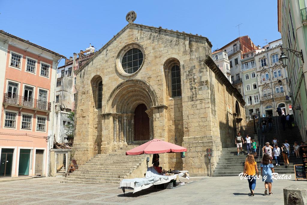 Iglesia de São Tiago de Coimbra