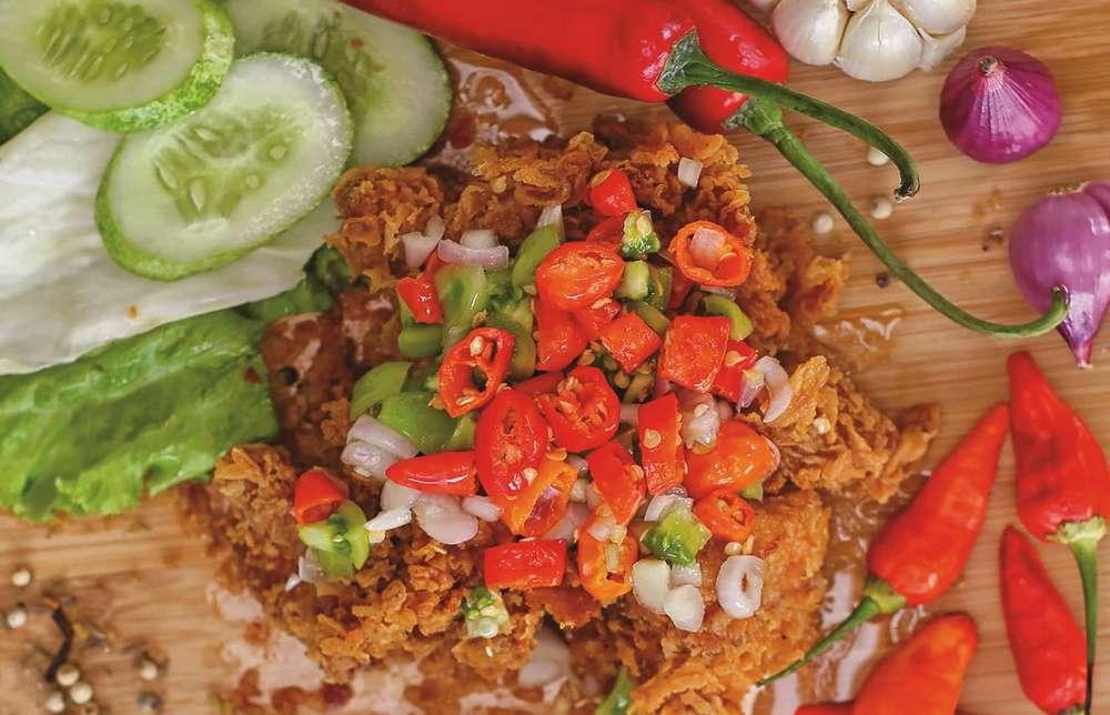 Tempat Makan Ayam Geprek Paling Enak di Indonesia (tokopedia.com)