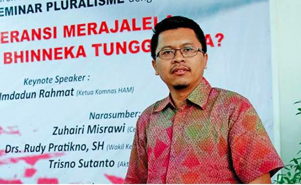 Berkah Polemik RUU HIP: Dulu Ada Kelompok yang Pro Ideologi Khilafah Kini Jadi Jubir Pancasila