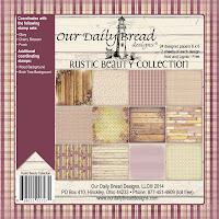 ODBD Rustic Beauty Designer Paper Collection