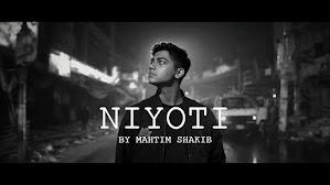 NIYOTI LYRICS (নিয়তি) MAHTIM SHAKIB | SYED NAFIS