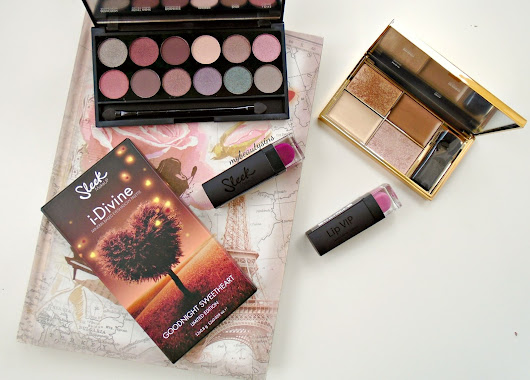 Sleek Makeup - Goodnight Sweetheart Palette |Review|