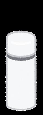 小さい水筒のイラスト1