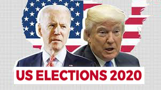 বর্তমানে জনপ্রিয়তায় ট্রাম্পের থেকে জো বাইডেন এগিয়ে  ।। Joe Biden is currently ahead of Trump in popularity