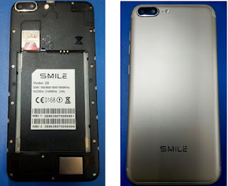 SMILE Z8 Flash File All version Fix Hang Logo Tools Error Fastboot Mode Lcd Fix