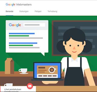 webmaster login, cara submit blog ke webmaster