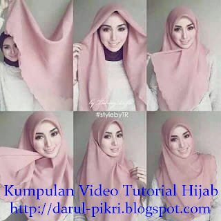 Kumpulan Video Tutorial Hijab