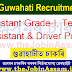 IASST Guwahati Recruitment 2020: Apply for 04 Assistant Grade-I, Technical Assistant & Driver Posts