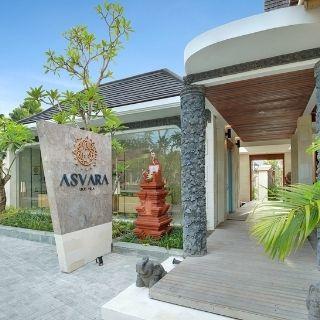 Tampilan asri Villa Asvara Ubud Bali. Apa rahasianya ?