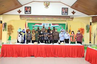 Mengikuti Rangkaian Kegiatan Badan Legislasi DPR-RI di Kota Tarakan