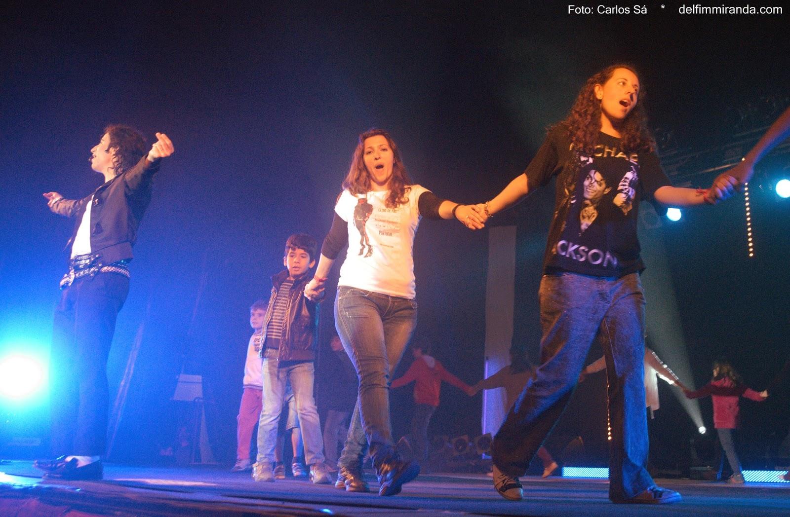 Delfim Miranda - Michael Jackson Tribute - MJ fans and Children invited for the performance