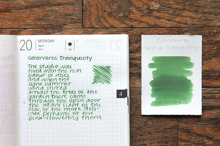 review: colorverse spaceward sea of tranquility