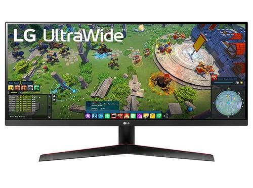 LG 29WP60G-B 29 Inch 21:9 UltraWide Full HD IPS Monitor