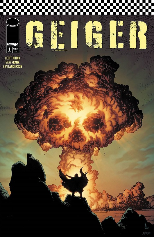 Cover of Geiger #1