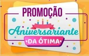 Cadastrar Promoção Ótima FM 2019 Aniversariante Cartão 250 Reais