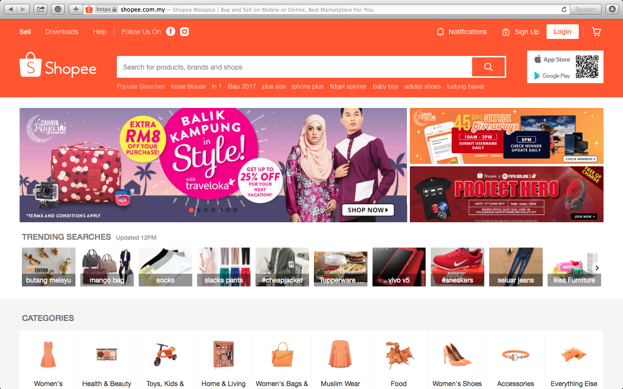 Sara Wanderlust Baju Raya Murah Shopee Malaysia