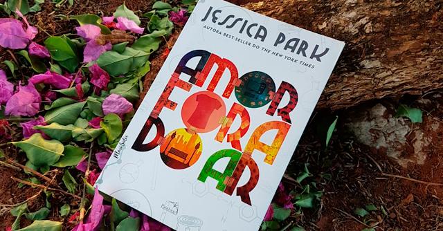 Amor fora do ar - Flat-Out Love #01 - Jessica Park