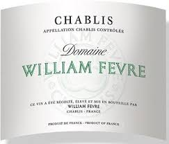 Domain William Fevre in Chablis, Burgundy, France