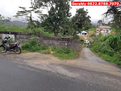 Jual Tanah Kosong Kota Ambon, Akses Jalan Mudah, Lokasi Strategis, CP 0822.8788.7070