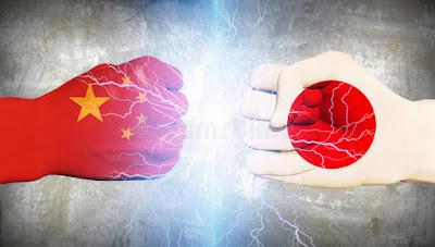 China vs Jepang