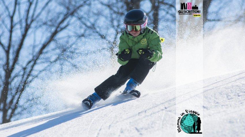 Sciare con i bambini: consigli utili per farlo in sicurezza