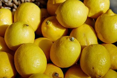 Sour fruits