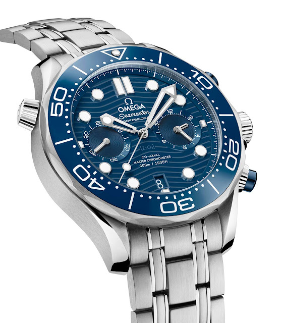 Omega Seamaster Diver 300M Chronograph 210.30.44.51.03.001