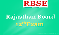 rbse 12th time table 2018 - rajeduboard.rajasthan.gov.in