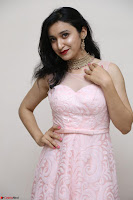 Sakshi Kakkar in beautiful light pink gown at Idem Deyyam music launch ~ Celebrities Exclusive Galleries 005.JPG
