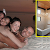 Let's take a look Cheska and Doug Kramer's new home