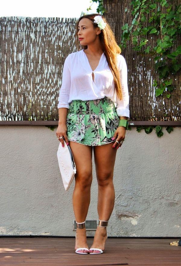 7f45ece72ac Faldas cortas de moda - Colección 2016